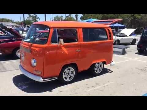 Classic VW Vans