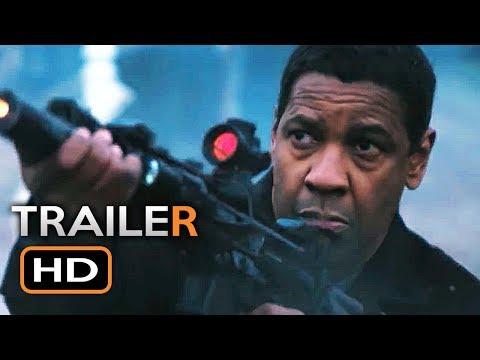 THE EQUALIZER 2 Official Trailer 2 (2018) Denzel Washington Action Movie HD
