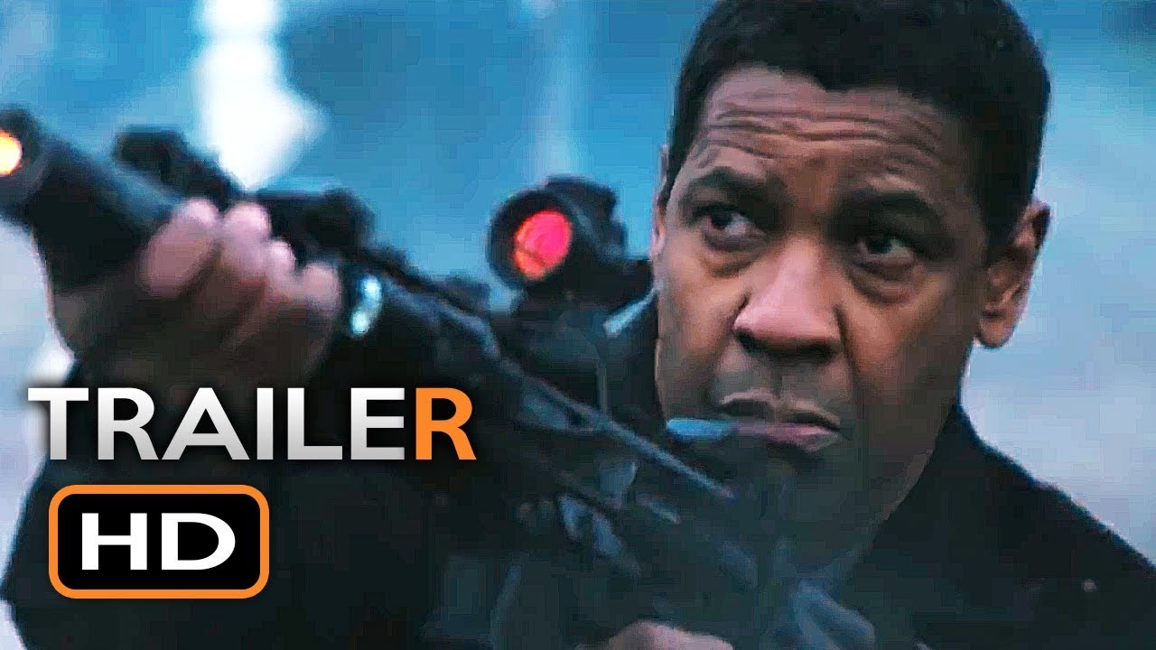 The great equalizer 2 - 2018 film 85