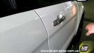 Доводчик двери на Ford Explorer – Дотяжка автомобильных дверей SlamStop(Доводчик автомобильных дверей SlamStop: http://slam-stop.com.ua/about Обеспечивает автоматическое, плавное закрытие двери..., 2015-01-12T14:04:01.000Z)