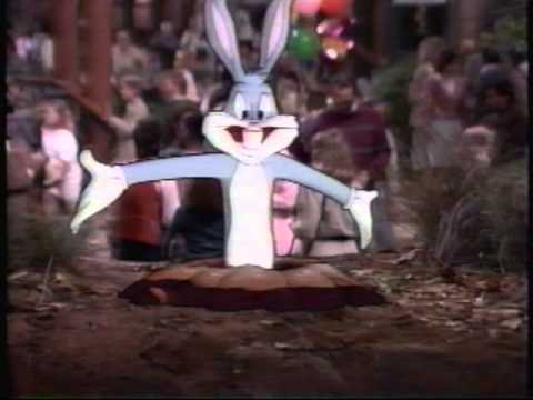 "Bugs Bunny and Looney Tunes on ""The Earth Day Special"""