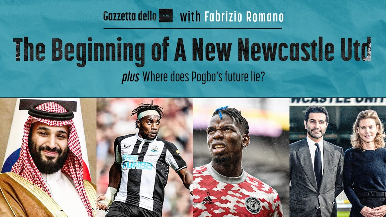 Download The Beginning Of A New Newcastle Utd? | Where does Pogba's Future Lie? | Mbappe to Madrid?
