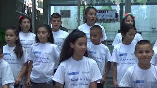 Familias granadinas siguen disfrutando de la música con el programa Batuta