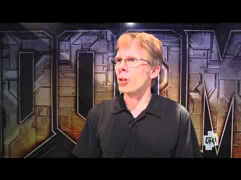 John Carmack Interview At E3 2012: Oculus Rift Virtual Reality Headset