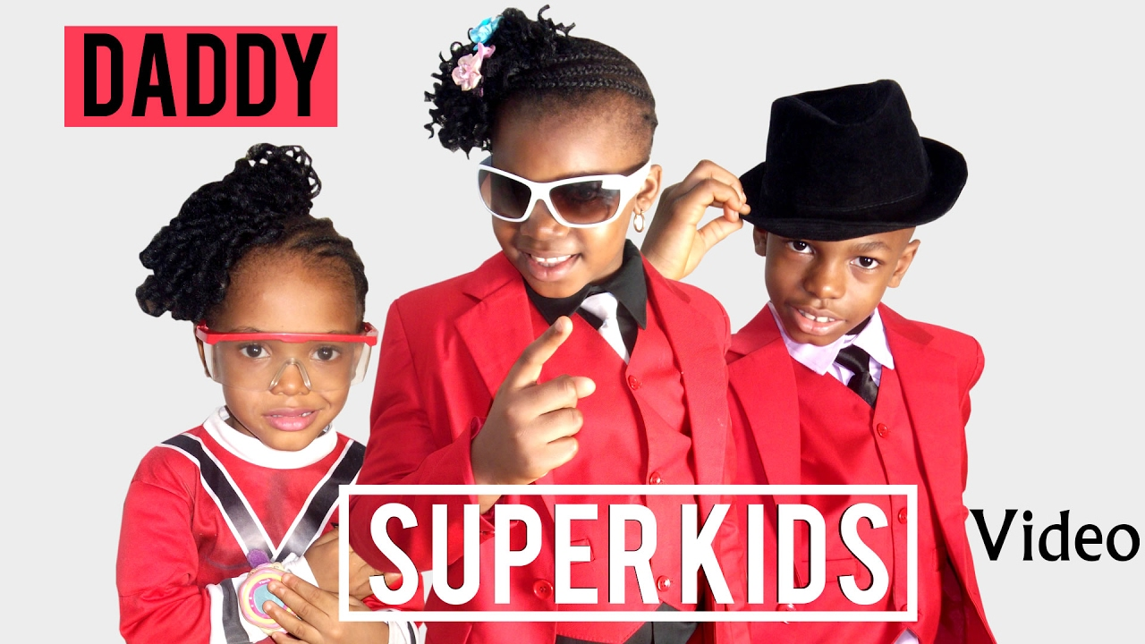 The Super kids - Daddy {Official Video} - YouTube