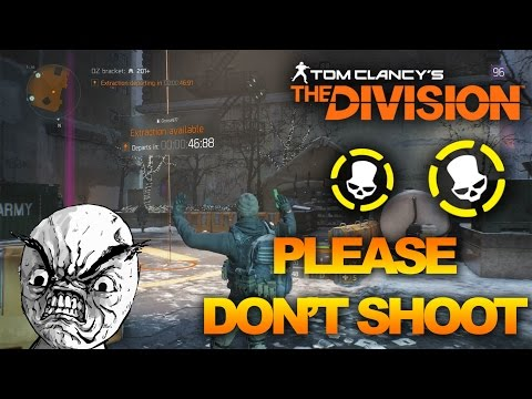 The Division: I TRIED TO BE NICE!