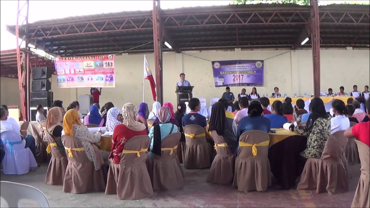 Barangay Sinunuc A Journey to the First Place in Zamboanga City