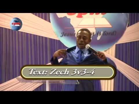 Removal Of Filthy Garments Part 2. Benny Hinns