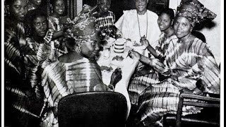 How To Keep Eight Wives Happy.. Hubert Ogunde