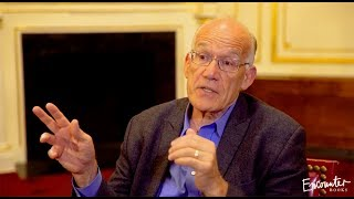 Victor Davis Hanson on The Fate of the West, Trump, and The Resistance   Close Encounters Ep. 3
