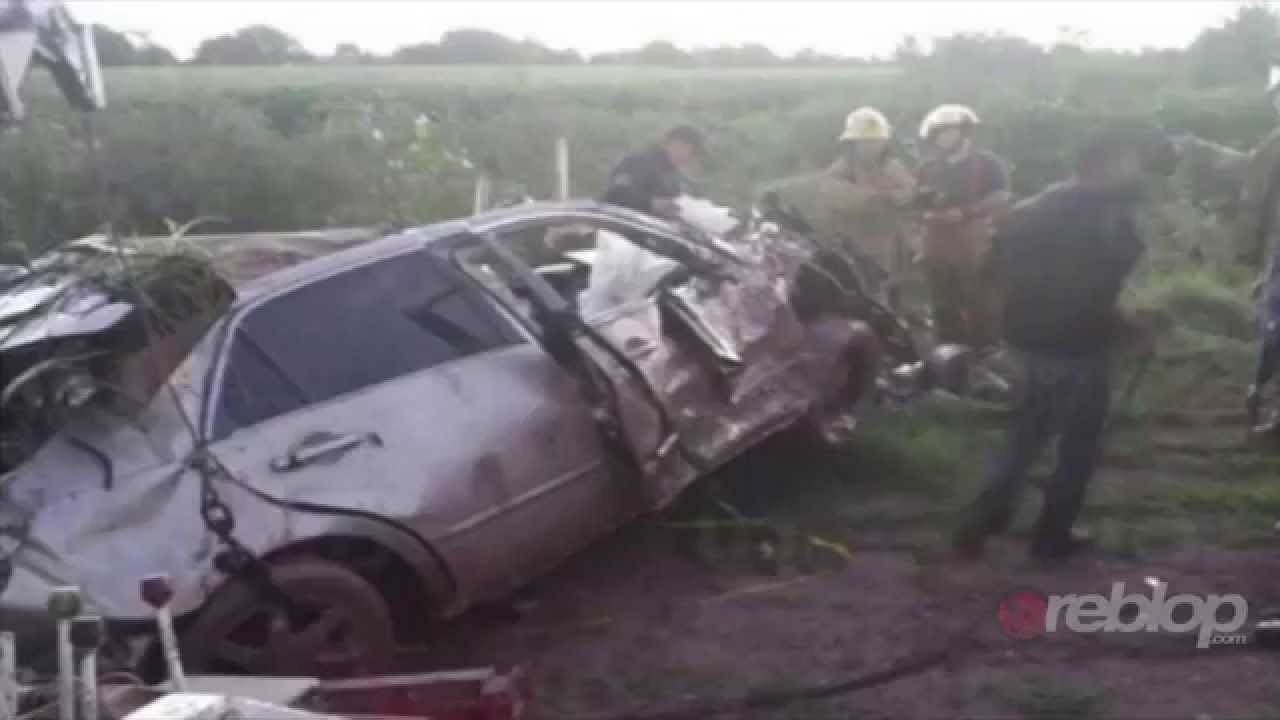 Car Accident In Mexico