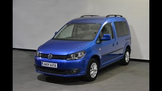 Video prohlídka: VW Caddy - 2013 - 19155