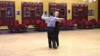 Gold Standard Routines - Waltz Ballroom Dance Lesson