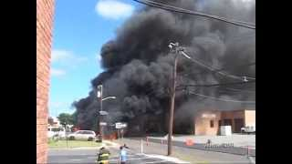 Hasbrouck Heights,nj Fire Department 2nd Alarm