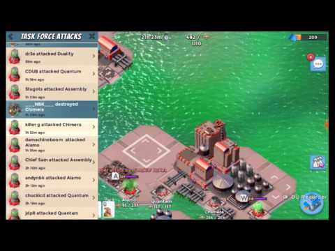 Boom Beach   Chimera   Curtain Call 2 HITS With Zookas