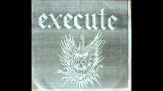 """EXECUTE 1st Flexi disk  """" A - Z """" エクスキュート BAKI"""