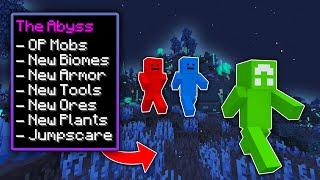 Minecraft Manhunt, But Wę Start In The Abyss