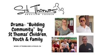 """Children's time- Drama about """"Building Community"""""""