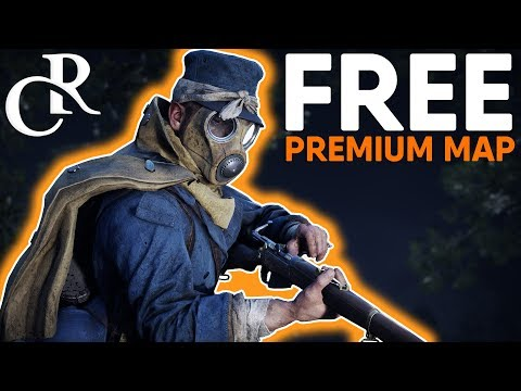 Prise de Tahure - PREMIUM MAP FREE - Premium Players *NOT SCAMMED* - Battlefield 1