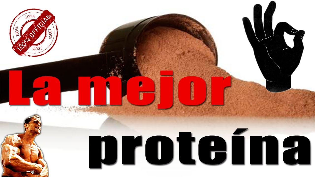proteina para definir y aumentar masa muscular