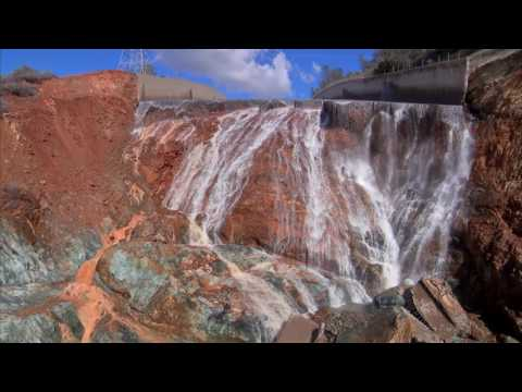 Lake Oroville Spillway February 27, 2017