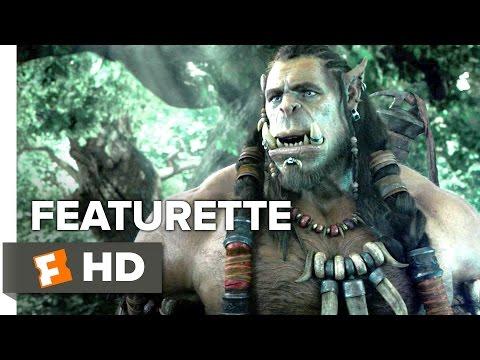 Warcraft Featurette  Durotan 2016  Toby Kebbell Movie HD