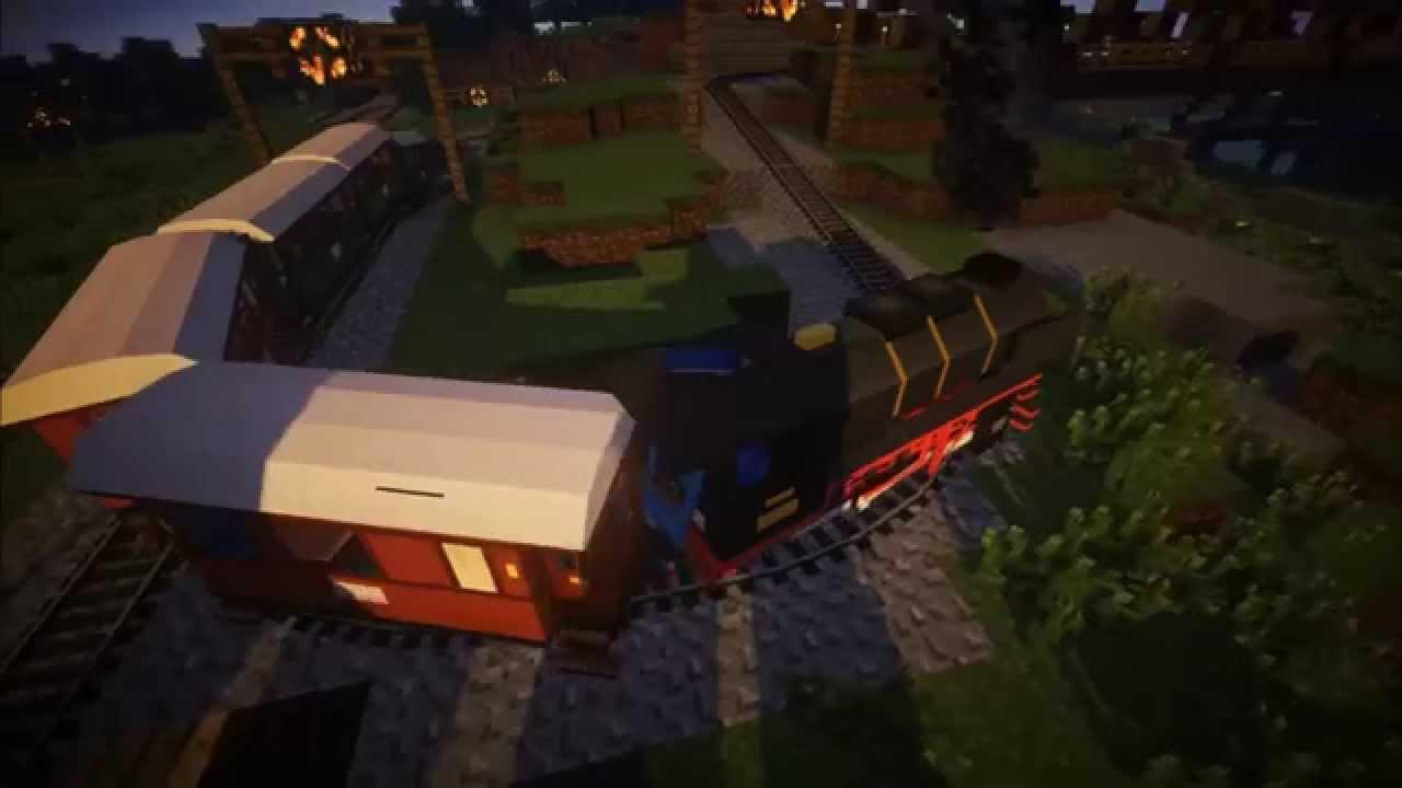 Traincraft - Mods - Minecraft - CurseForge