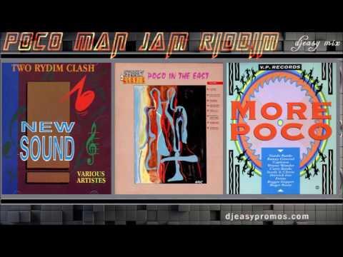 Poco Man Jam Riddim Aka Dem Bow Riddim 1989 -1995 Steely &Cleevie,Digital B, Jammys,Black Scorpio