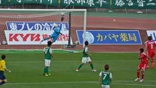 SC相模原 vs JリーグU-22選抜 平秀斗(サガン鳥栖)決勝弾