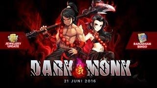 [Lost Saga] Rare Hero: Dark Monk