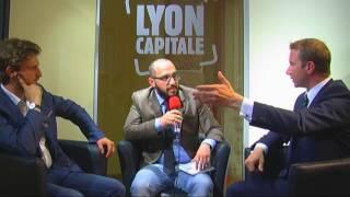 7e circonscription du Rhône : débat entre Andréa Kotarac (FI) et Alexandre Vincendet (LR)