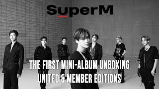 Gambar cover SuperM (슈퍼엠) - 1st Mini Unboxing
