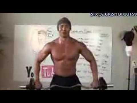 EXPLOSIVE Leg Workout!   Six Pack Shortcuts   YouTube
