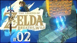 The Legend of Zelda: Breath of the Wild - Part 2   Oman Au Shrine - Magnesis Trial!