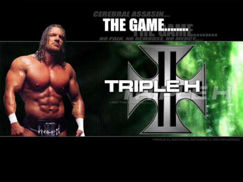 WWE Triple H Theme Song The Game