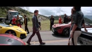 Need for Speed: Жажда скорости (2014) дублированный трейлер на русском HD