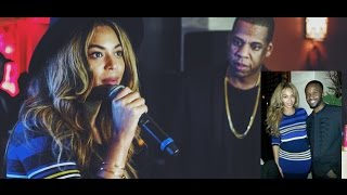 EPIC MOMENT!!! Beyonce AND Jay Z Watch me COVER DRUNK IN LOVE Live and BOB THEIR HEAD IN ENJOYMENT!