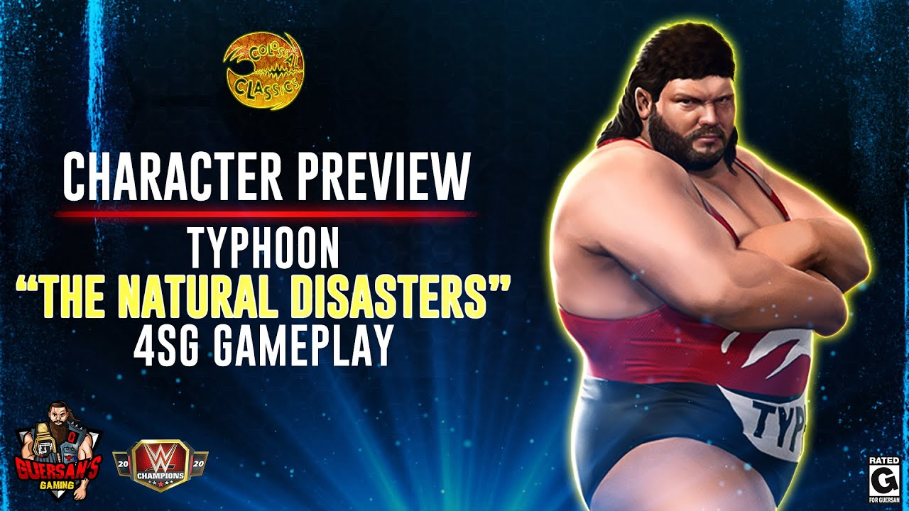 Typhoon Wrestler