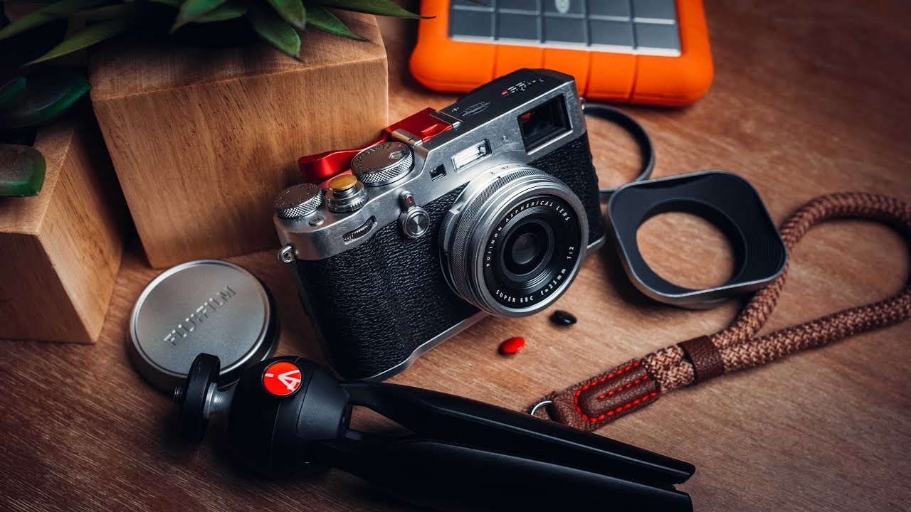 Trying 5 FUJI X100F Accessories For UNDER $100
