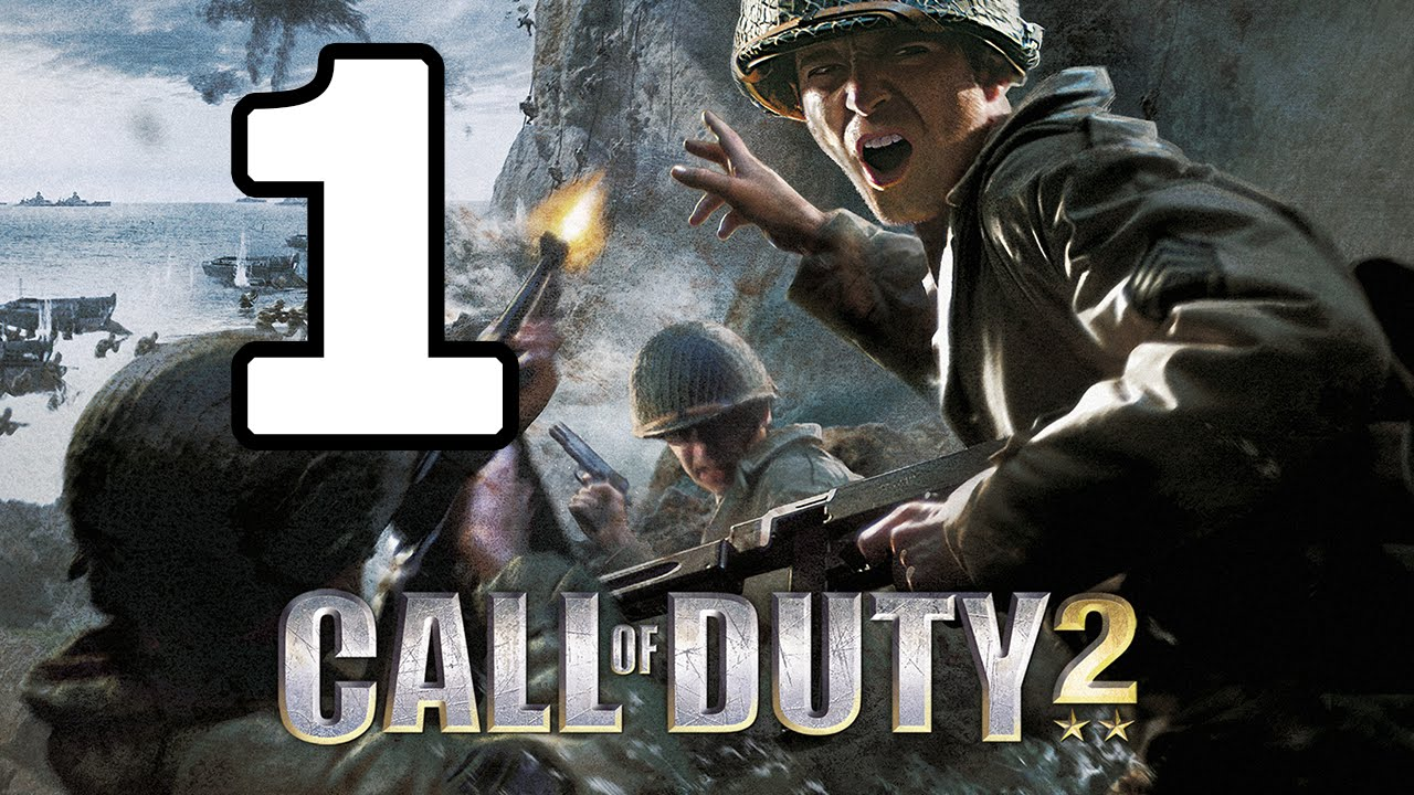Call Of Duty 2 Walkthrough Part 1 No Commentary Playthrough Pc