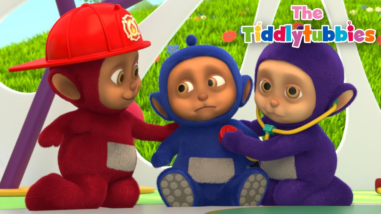 Download Tiddlytubbies NEW Season 4 ★ Episode 16:  Dress-up Party!★ Tiddlytubbies 3D Full Episodes