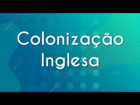Colonização Inglesa - Brasil Escola