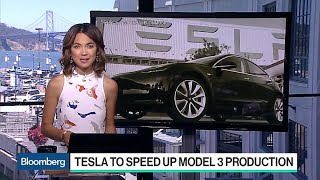 Tesla to Speed Up Model 3 Production