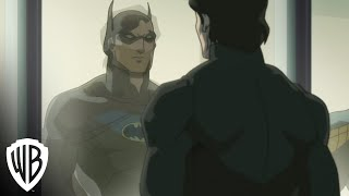 "Batman: Bad Blood clip -- ""Gone"""