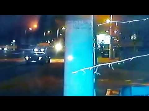 Accidentul de pe Șoseaua Mangaliei din Constanța surprins de o cameră de supraveghere