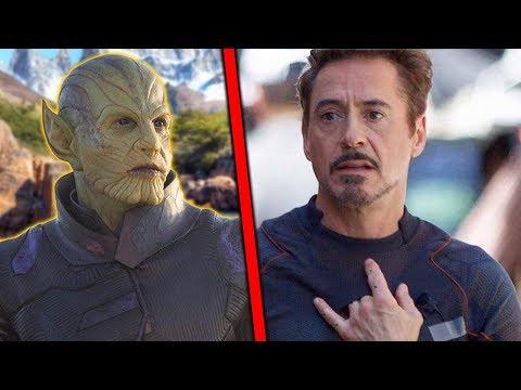7 Avengers Who Are Probably Skrulls In Avengers: Endgame