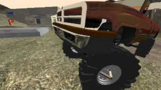 mud bogger trucks i use in ror