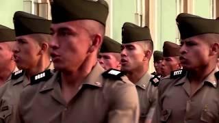 Forjando a Los Futuros Lideres del Ejército del Perú