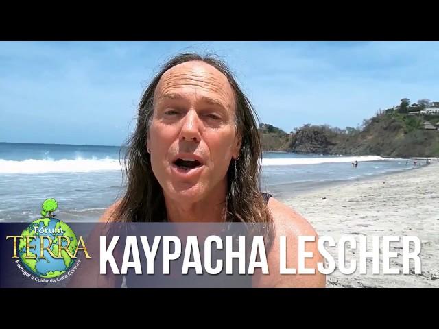 Fórum TERRA - Embaixadores Internacionais - Kaypacha Lescher «Portugal a Cuidar da Casa Comum»