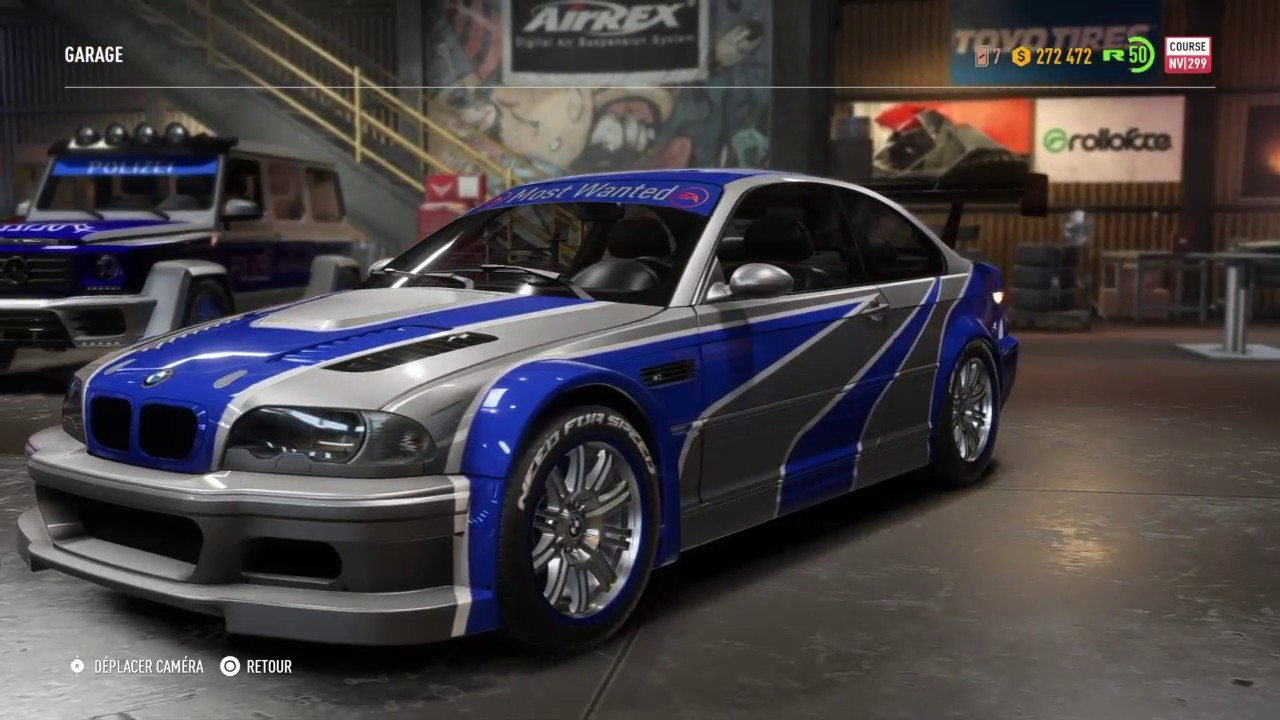 Need For Speed Payback Bmw M3 E46 Customization Gameplay